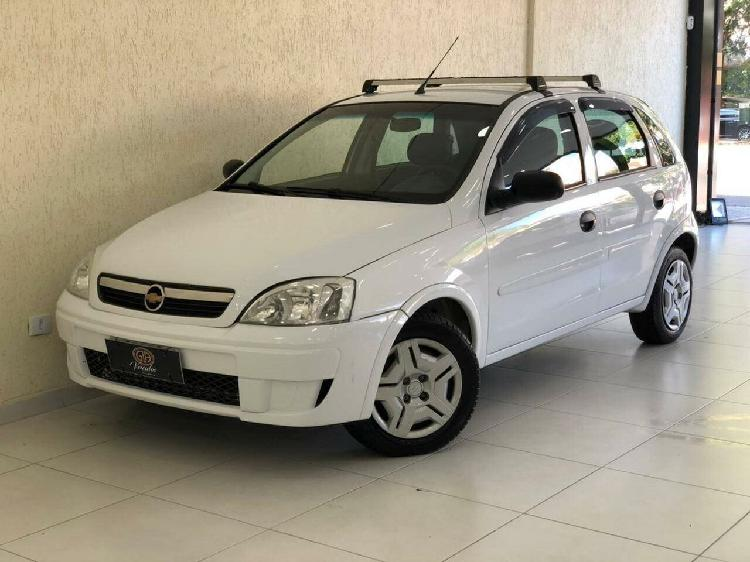 Chevrolet corsa 1.4 maxx 8v branco 2012/2012 - são paulo