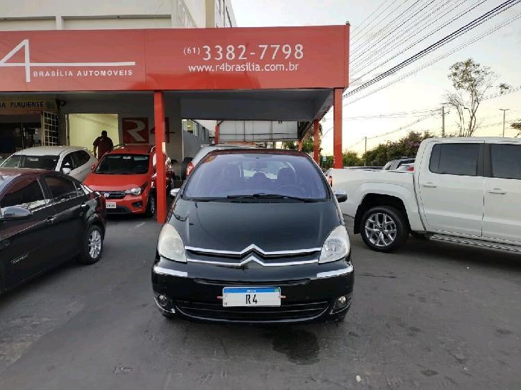 Citroën xsara picasso 1.6 exclusive preto 2011/2012 -