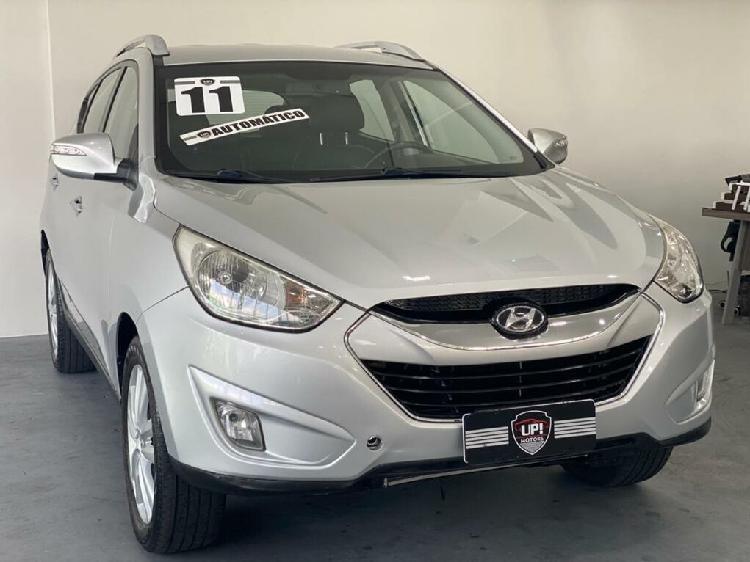 Hyundai ix35 2.0 16v prata 2010/2011 - são paulo 1497226