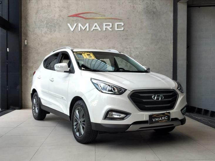Hyundai ix35 2.0 gl branco 2017/2018 - são paulo 1497239