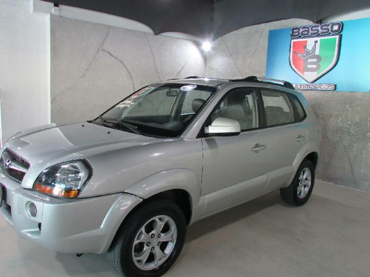 Hyundai tucson 2.0 gls top prata 2011/2012 - são paulo