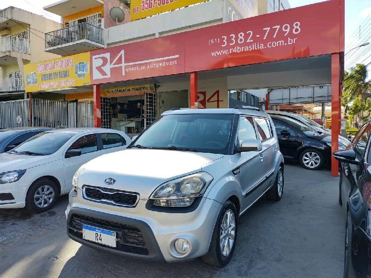 Kia soul 1.6 ex2 prata 2011/2012 - brasília 1492042