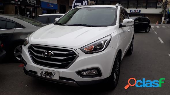 Hyundai ix35 gls 2.0 16v 2wd flex aut. branco 2018 2.0 flex