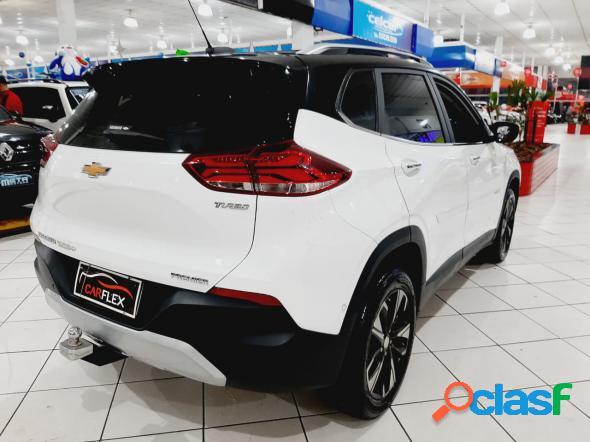 Chevrolet tracker premier 1.2 turbo 12v flex aut. branco 2021 1.2 flex