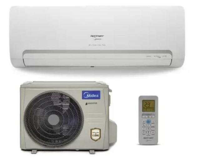 Ar condicionado 12.000 btus quente/frio springer midea