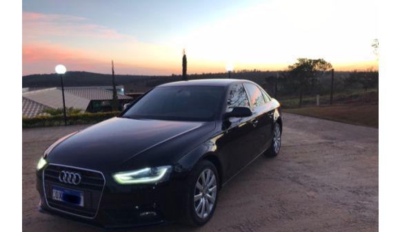 Audi a4 2.0 2.0 16v tfsi 183/180cv multitronic 13/14 preto