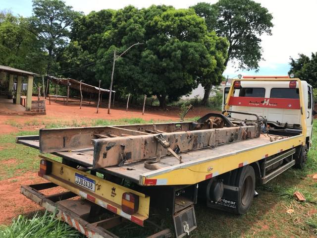 Chassis de caminhão