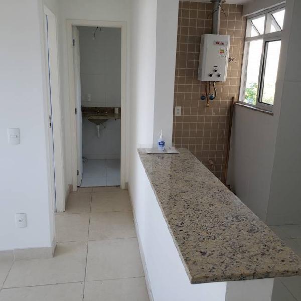 Excelente apartamento em 25 de agosto- recém construído -