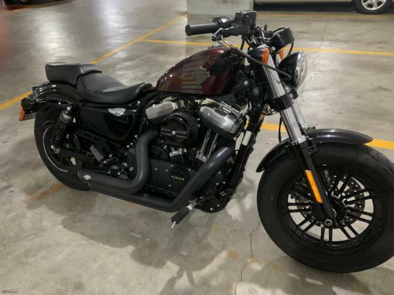 Harley-davidson - sportster xl 1200 x forty eight
