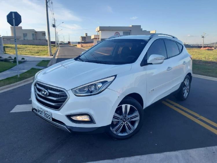 Hyundai ix35 2.0 gl branco 2016/2017 - goiânia 1499210