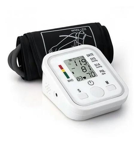 Medidor de pressao arterial digital