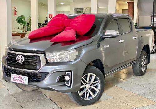 Toyota hilux 2019 por r$ 229.900, são josé dos pinhais, pr