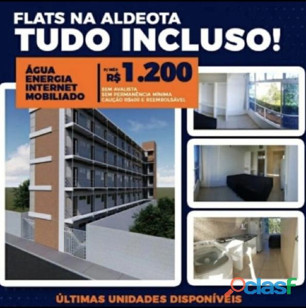 Flat Kitenet Aldeota Meireles Beira Mar Fortaleza Ce