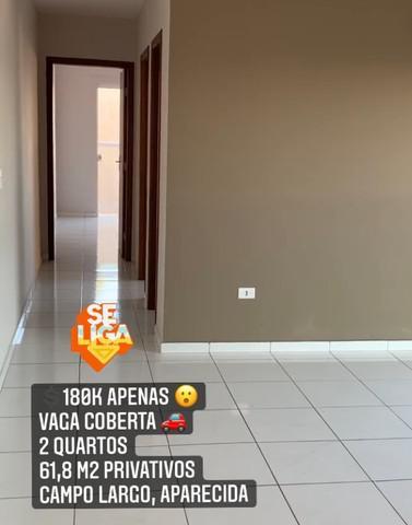 Apartamento 61,8 m2 privativos