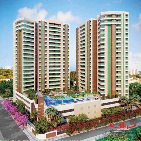 Apartamento com 3 dormitórios à venda, 141 m² por r$