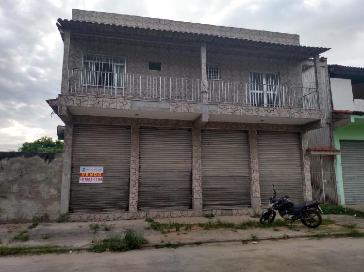 Casa à venda no vila maria helena - duque de caxias, rj.
