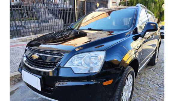 Chevrolet captiva 3.6 sport awd 3.6 v6 24v 261cv 4x4 09/10