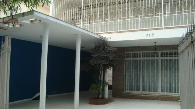 Locação casa comercial 275m² área central prox a