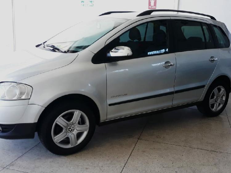 Volkswagen spacefox 1.6 comfortline prata 2007/2007 -