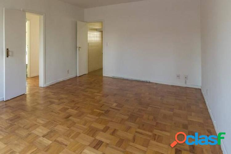 Apartamento p/locação, 2 quartos, 1 vaga, 100m² - itaim bibi