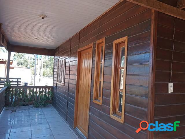 Desocupada!!! linda casa mista com 120m², águas claras/viamão