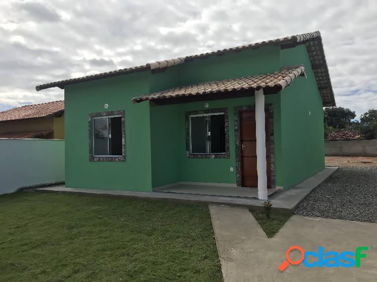 Linda casa com 2 quartos no jardim atlântico - itaipuaçu - maricá - rio d