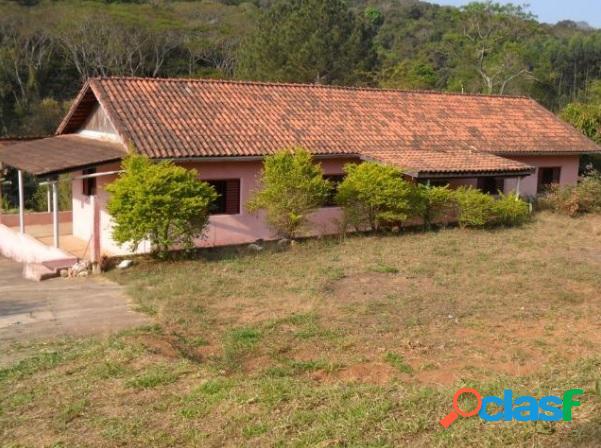 Chácara atibaia térrea 16.000 m² 4 dormitórios aceita permuta!!