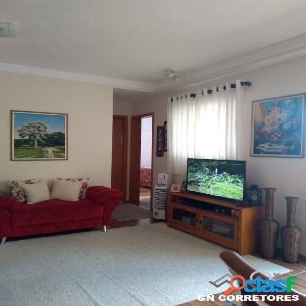 Lindo Apartamento Sala Integrado c/ Varanda, 2 dormitórios,1 suíte 3