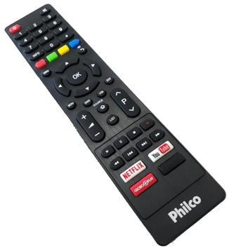 Controle remoto original 288 tv philco britania youtube