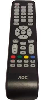 Controle remoto original tv aoc 511 le39d3540 le39d3540-20