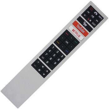 Controle remoto tv aoc rc4183901 / 32s5295 / 43s5295 com