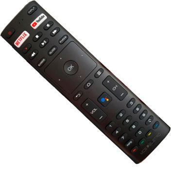 Controle remoto tv jvc smart - sky / le / fbg - controle