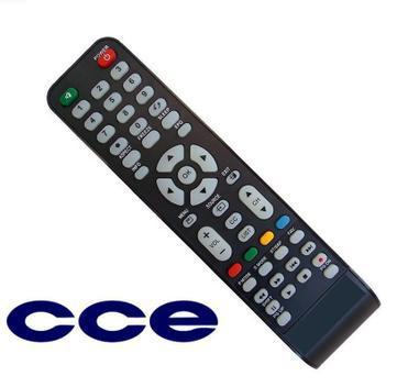 Controle remoto tv lcd / led cce stile d4201 - rc-512 -