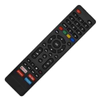 Controle remoto tv philco com netflix / youtube / globoplay