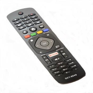 Controle remoto tv philips smart 50pug6102/78 - controle