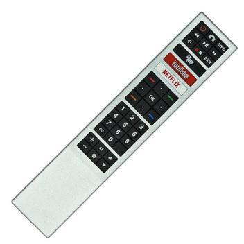 Controle remoto tv aoc led smart full hd 4k youtube netflix