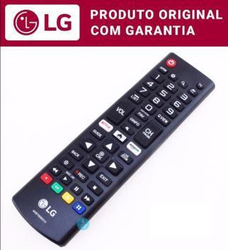 Controle remoto tv lg 32lj600b/43lj5500/43lj5550/49lj5500 -