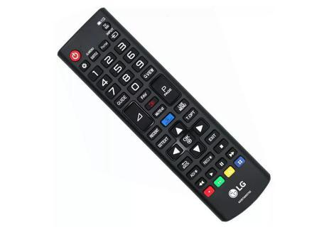 Controle remoto tv lg smart akb73975701 akb75055701 original