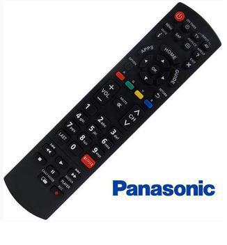 Controle remoto tv panasonic lcd viera c/ netflix -