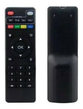 Controle tv box universal - connect - controle remoto para