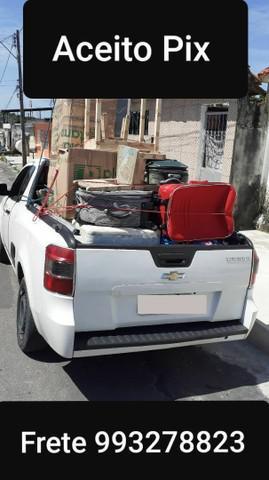 Frete transporte serviço Cidade Nova Nova Cidade toda zona