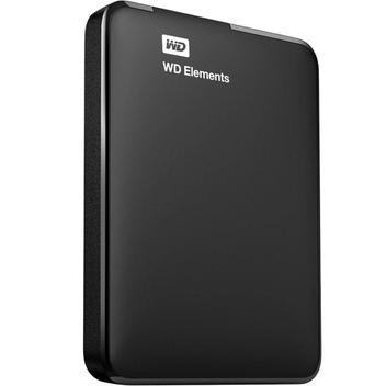 Hd externo 1tb portátil western digital elements usb 3.0 -