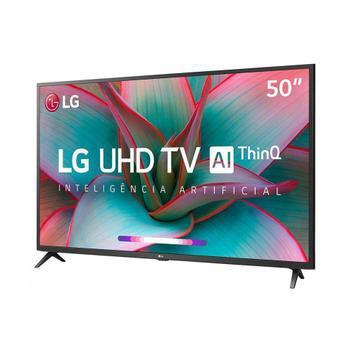 Tv lg led 50 polegadas 50un7310psc smart 4k - smart tv -