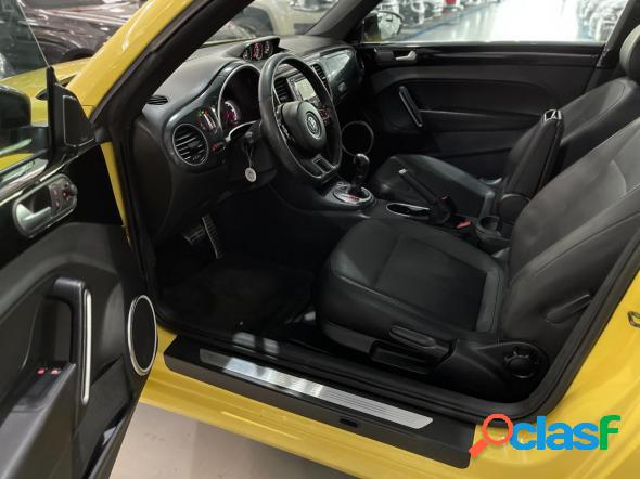 Volkswagen fusca 2.0 tsi 16v aut. amarelo 2013 2.0 gasolina
