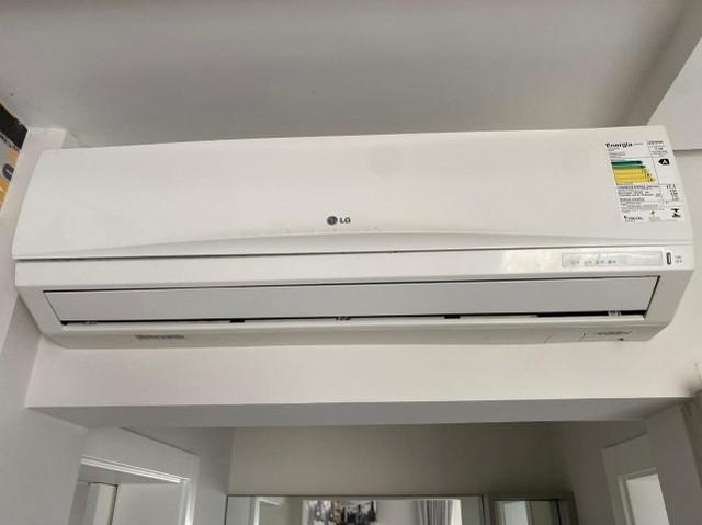 Ar condicionado split LG Inverter 12.000 BTUs