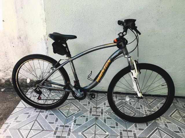 Bicicleta (bike, moutain bike) urban houston 27,5/