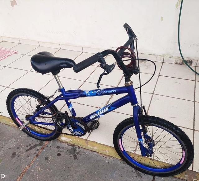 Bicicleta estilo bmx aro 20
