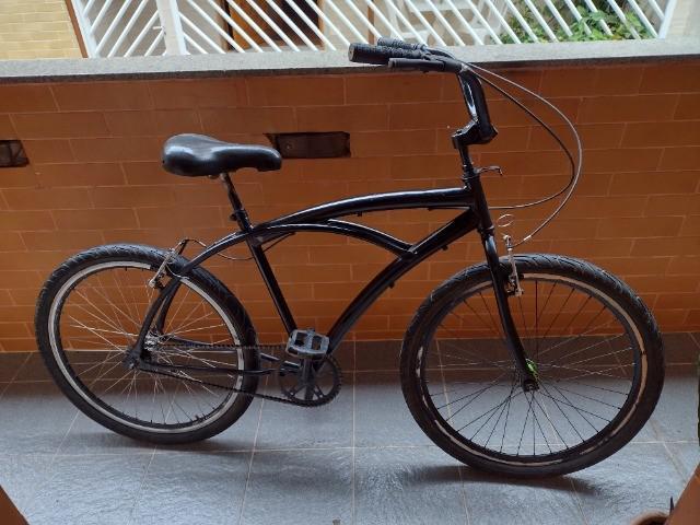 Bicicleta praiana aro 26 usada
