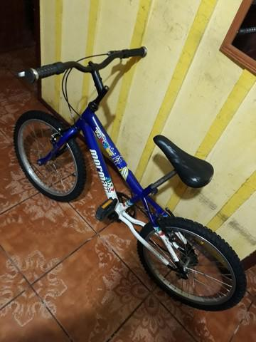Bike mormaii aro 20 com pneus novos