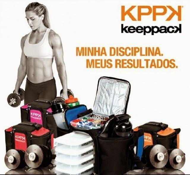 Bolsa térmica - fitness / musculação / esportes -
